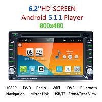 Магнитола 2din Pioneer 6002B DVD+GPS + WiFi + 4Ядра +Android НОВИНКА!