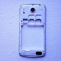 Средняя часть корпуса Lenovo A516 с музыкальным динамиком (станина, стекло камеры, динамик), оригинал (Б/У)
