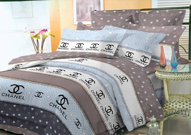 Постельное белье семейное (5616) полиэстер, фото 2