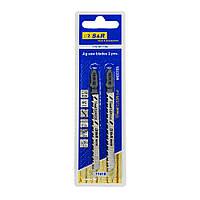 Пилочки для лобзика S&R T101В, 2 шт, 110101102