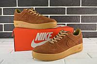 Мужские кроссовки Nike Air Force Suede