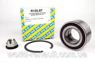 SNR R155.87 - Комплект подшипника передней ступицы на Рено Дастер