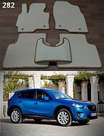 Коврики на Mazda CX-5 '12-17. Автоковрики EVA, фото 1
