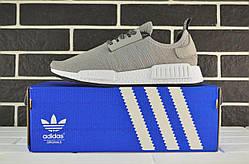 Серые мужские кроссовки Adidas NMD