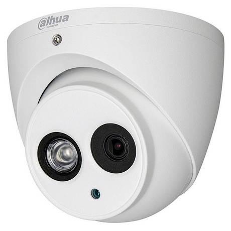 4 МП HDCVI WDR видеокамера HAC-HDW2401EMP (2.8 мм)