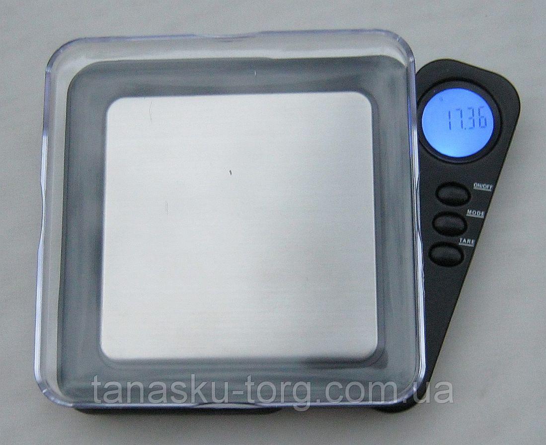 Профессиональные ювелирные весы до 100г(0,01)+чаша