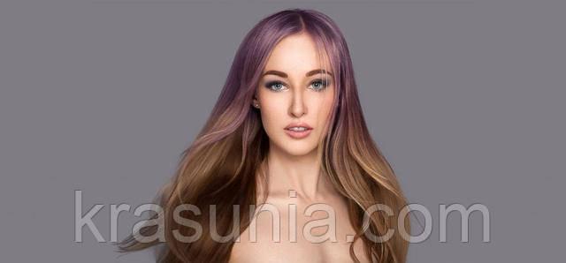 Тонирование – временный способ окрасить волосы