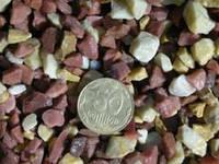 Aquarium Plus - грунт для аквариума красно-белый 6-10 мм 10 кг