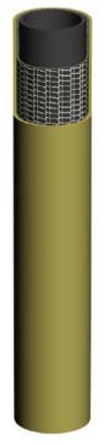 Шланг для воды, ПВХ,  —5°С/+ 60°С, 1501