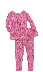 Пижама Цветы принцессы  (Disney США) (Размер 3-4 года)