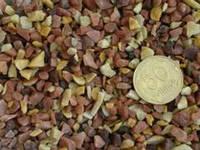 Aquarium Plus - грунт для аквариума красно-белый 3-5 мм 10 кг