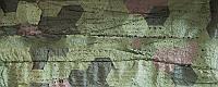 Сетка маскировка (ПВХ) 100% затемнения (зеленая,желтая)