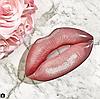 Набор жидких помад HUDA BEAUTY Contour and Strobe Lip Set - Muse & Angelic  [реплика]