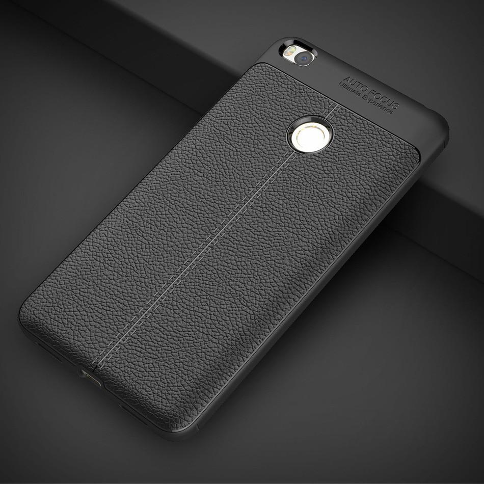 Чехол Touch для Xiaomi Mi Max бампер оригинальный Auto focus Black