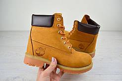 Стильные зимние женские ботинки Тимберланд