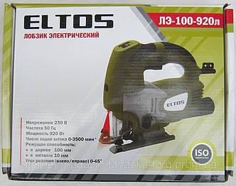 Электролобзик Eltos ЛЭ-100-920Л