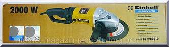 Угловая шлифовальная машина BWS 180/2000