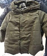 Красивая демисезонная куртка для мальчика