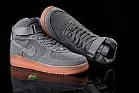 Мужские высокие кроссовки Nike Air Force -2018