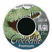 Леска Jaxon Crocodile Premium 25м 0,20мм