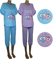 New! Пижама Regina Owl ТМ УКРТРИКОТАЖ - рекомендуем приобрести к весне!
