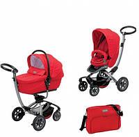 Универсальная коляска 2 в 1 FoppaPedretti Myo Simplyred, красный