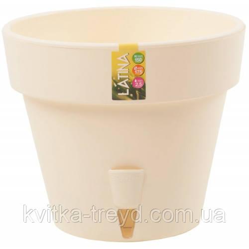 Вазон для цветов Latina 3,7 литра