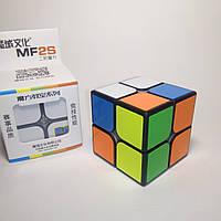 Кубик Рубика MF2S Moyu 2х2 Black (кубик-рубика)
