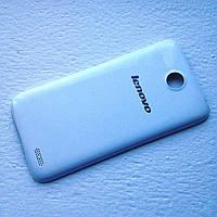 Крышка аккумулятора для Lenovo A516 (задняя панель) оригинал (Б/У), фото 1