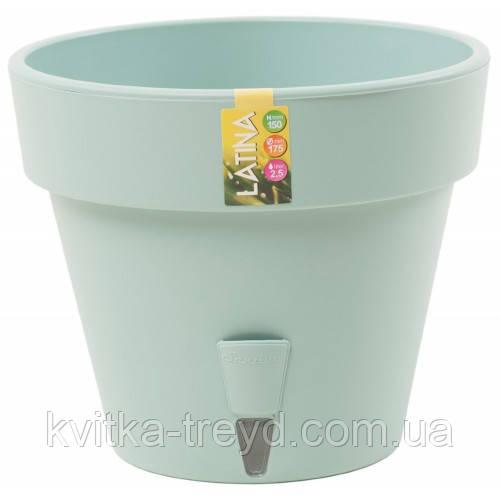 Вазон для цветов Latina 2,5 литра