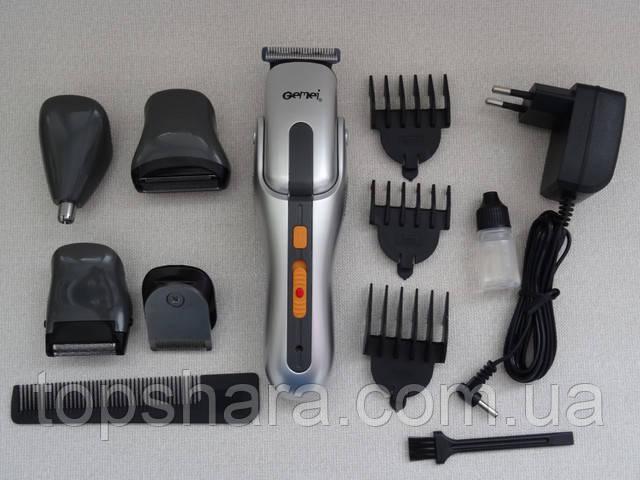 Машинка для стрижки волос Gemei GM-581 8в1