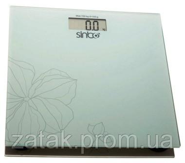 Весы напольные SINBO SBS 4418