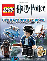 LEGO Harry Potter: Magical Adventures Ultimate Sticker Book
