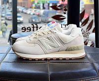 Модные женские кроссовки New Balance 574
