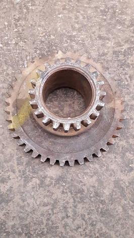 Шестерня промежуточная КПП ЮМЗ, 40-1701056, фото 2