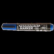 Маркер водостойкий, JOBMAX, синий (BM.8703-02)