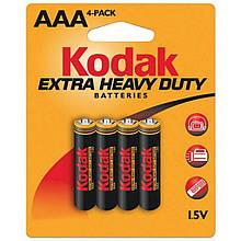 Элемент питания ААА(батарейка) KODAK, мини