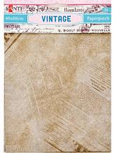 Бумага для декупажа, Vintage, 2 листа 40*60 см (952473)