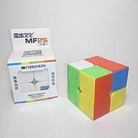 Кубик Рубика MF2S Moyu 2х2 Color (кубик-рубика), фото 1