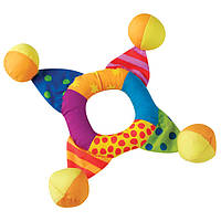 Petstages MINI TOSS RING, 5 см - Кольцо-погремушка мини - игрушка для собак, фото 1
