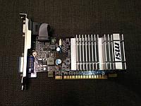 ВИДЕОКАРТА Pci-E NVidia GEFORCE 8400 GS на 1GB DDR3 с ГАРАНТИЕЙ ( видеоадаптер 8400GS 1 GB  )