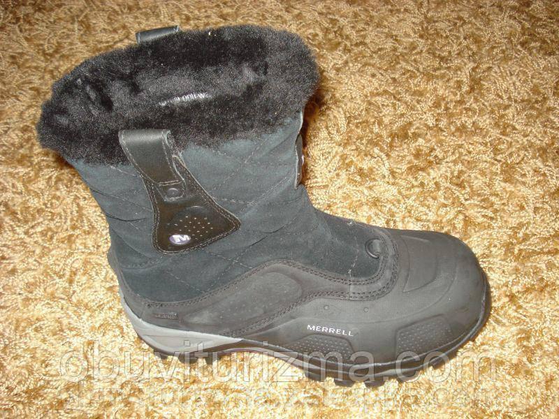 Черевики Merrell Whiteout Mid Boots - Waterproof, 400-gram Thinsulate (USA-9)