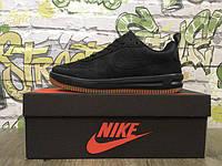 Nike Lunar Force чисто черные