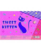 """Коврик для детского творчества CFS (CF69001-01) """"Sweet Kitten"""" прямоугольный, А3"""