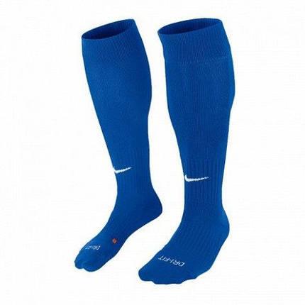 Гетры футбольные Nike Classic II Cushion SX5728-463 Синий L (42-46) (091209562789), фото 2