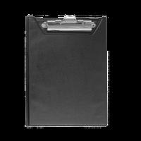Клипборд-папка А5, PVC, черная  BM.3417-01