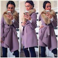 Женское пальто дг582, фото 1