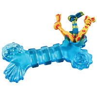 Petstages (Петстейджес) ORKA BONE Mini, 10,5см - Косточка с канатом мини - игрушка для собак, фото 1