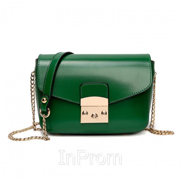 Сумка Jennyfer Mini Green