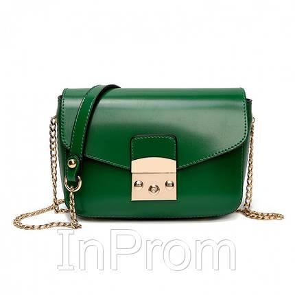 Сумка Jennyfer Mini Green, фото 2